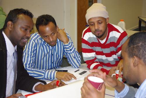 London Somali Youth Forum Business Planning