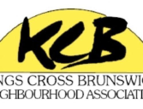 Interim Deputy: Kings Cross Brunswick Neighbourhood Association